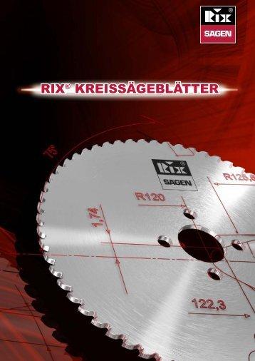 Rix® HM-Kreissägeblätter