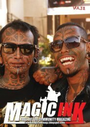 Intelektualitas Tattoo - Magic Wave