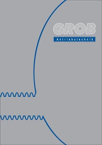 Antriebste nik - Grob GmbH Antriebstechnik