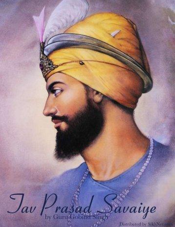 Tav Prasad Savaiye - SikhNet