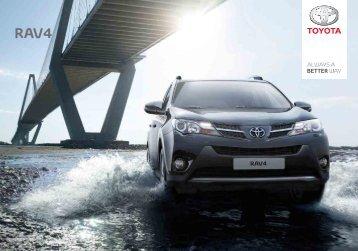 Laadi alla kataloog - Toyota