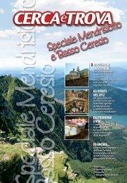 2012 Cerca & Trova - Ente Turistico del Mendrisiotto e Basso Ceresio