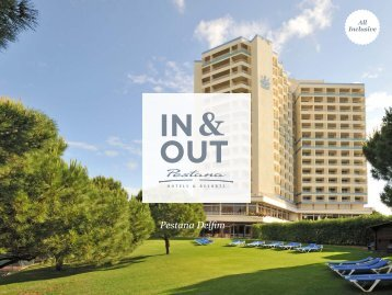 In & Out do Pestana Delfim - Pestana Hotels & Resorts