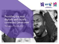 BT case study of London 2012 - BT Global Services Blogs