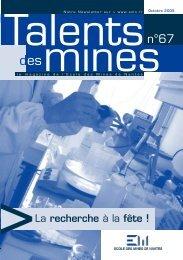 La re c h e rche à la fête ! - Ecole des mines de Nantes