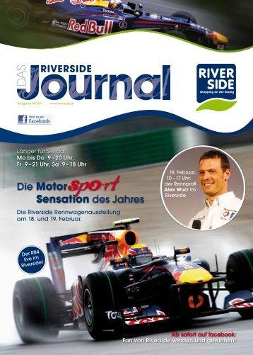 Die Motor sport Sensation des Jahres - Riverside