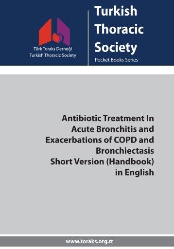 Antibiotic Treatment In Acute Bronchitis and Exacerbations of COPD ...