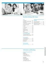 Berufliche Bildung, EDV, Schule Information und ... - VHS Heilbronn