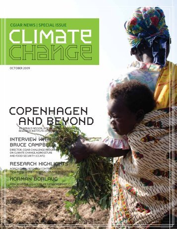 Copenhagen and Beyond - Library - cgiar