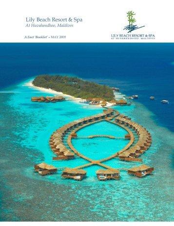 Lily Beach Resort & Spa - Maldives