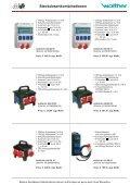 Steckdosenkombinationen & Baustromverteiler ... - Elektro-thome.de - Seite 3