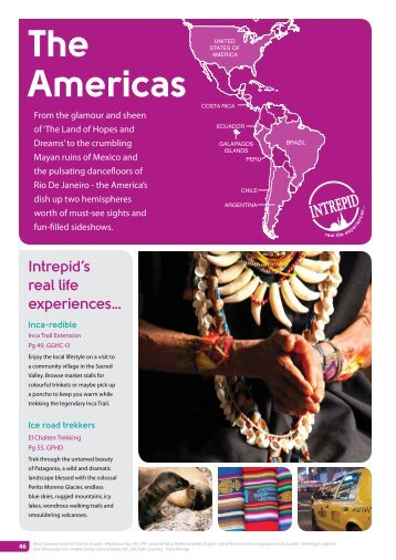 The Americas - Intrepid Travel