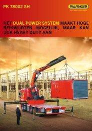 Brochure PK 78002-SH - Palfinger