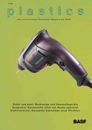 Stabil und bunt: Werkzeuge und ... - BASF Plastics Portal