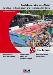 Geschäftsbericht 2008 - RLG