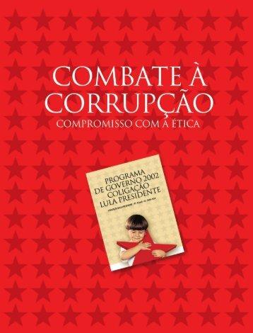 O que é a corrupção