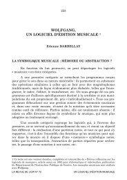 wolfgang, un logiciel d'édition musicale 1 - Archive-EduTice