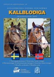 Klikk her for å laste ned katalogen - Det Norske Travselskap