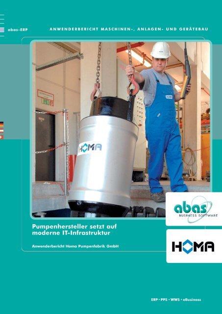 Anwenderbericht - ABAS Software AG