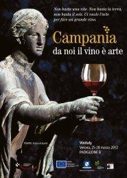 da noi il vino è arte - Regione Campania