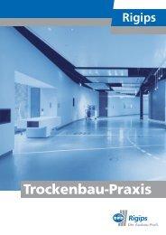 Trockenbau-Praxis - Rigips