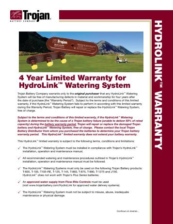 Hydrolink wateri download trojan hydrolink warranty batteriesinaflash sciox Gallery