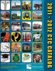 Chattahoochee Tech Catalog 2011 – 2012