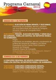 Programa Carnaval og l