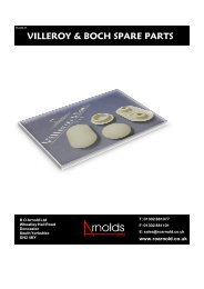 VB SPARE PARTS 170811 - RO Arnolds