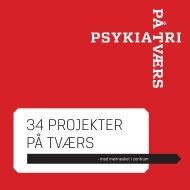 34 PROJEKTER PÅ TVÆRS - Personaleweb