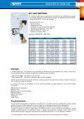 GAS SENTINEL - Rivelatori di fughe gas Metano e ... - Watts Industries - Page 3