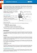GAS SENTINEL - Rivelatori di fughe gas Metano e ... - Watts Industries - Page 4