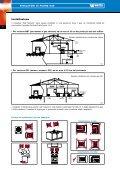 GAS SENTINEL - Rivelatori di fughe gas Metano e ... - Watts Industries - Page 6
