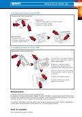 GAS SENTINEL - Rivelatori di fughe gas Metano e ... - Watts Industries - Page 7