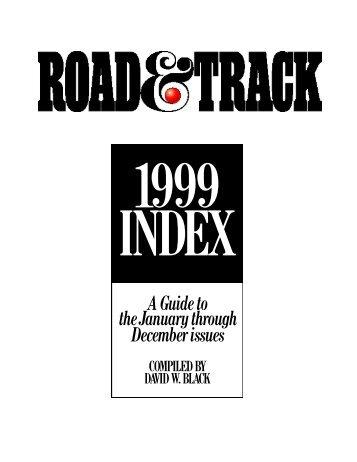 Www Roadandtrack Com Magazines