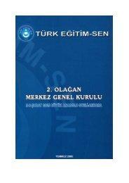 türk eğitim-sen 2. olağan merkez genel kurulu