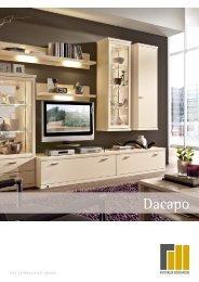 Dacapo - RMW Wohnmöbel GmbH & Co. KG - Rietberger Möbelwerke