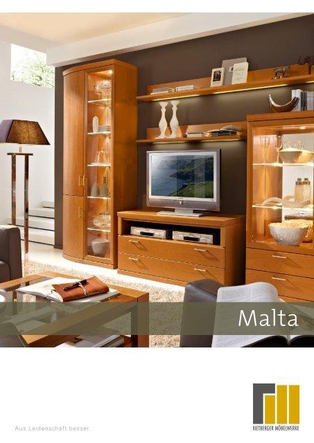 Malta Rmw Wohnmöbel Gmbh Co Kg Rietberger Möbelwerke