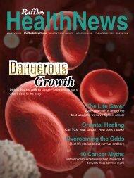 Dangerous Growth - Raffles Medical Group