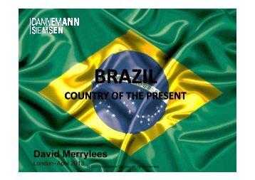 Dannemann Siemsen Bigler & Ipanema Moreira - Managing ...