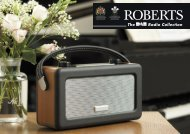 The Radio Collection - Roberts Radio