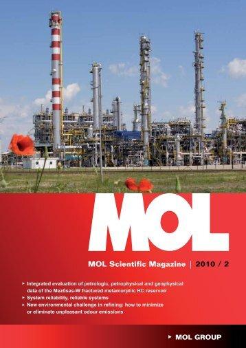 2010 / 2 MOL Scientific Magazine