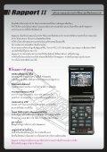 Rapport II-PRO - Measuretronix Ltd. - Page 2
