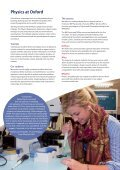 Physics at Oxford - Department of Physics - University of Oxford - Page 5