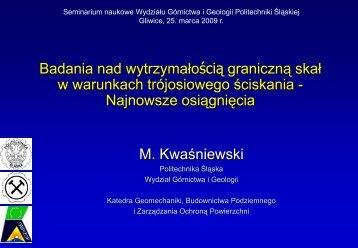 F - Politechnika Śląska