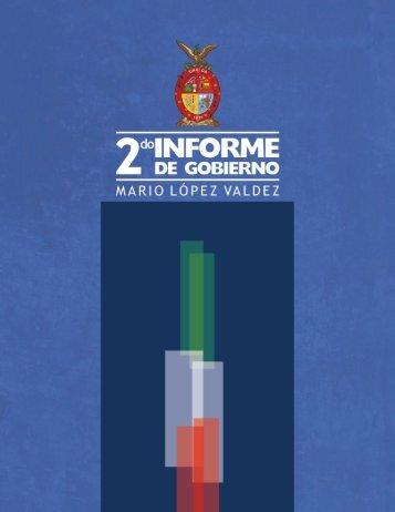 Segundo Informe de Gobierno 2012