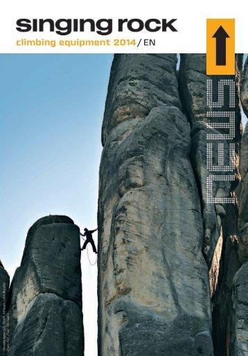 climbing news 2014 - Singing Rock