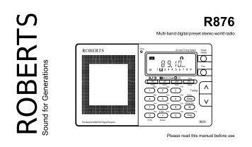 Dab product guide status: february pdf.