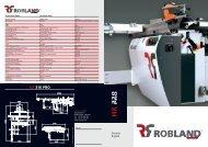 HX 310 PRO - Robland