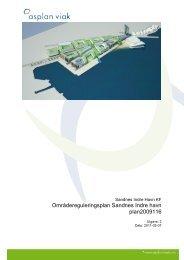 Indre havn planbeskrivelse - Sandnes Kommune